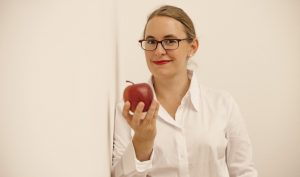 Kopf des Lilit-Teams: Marietta Gädeke