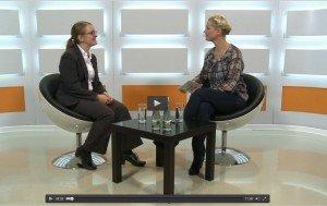 Interview Marietta Gädeke Baden TV