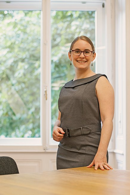 Kommunikationstrainerin Marietta Gädeke bietet Top-Trainings für Führungskräfte.