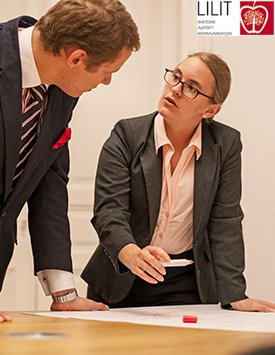 A training in Negotiations & Sales will significantly improve your ability to communicate with your business partners and customers.