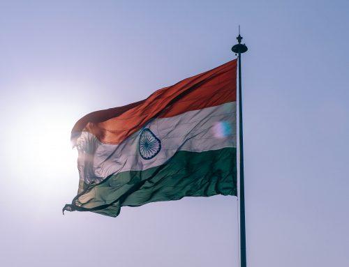 Happy Independence Day – Auf Geschäftsreise nach Indien!