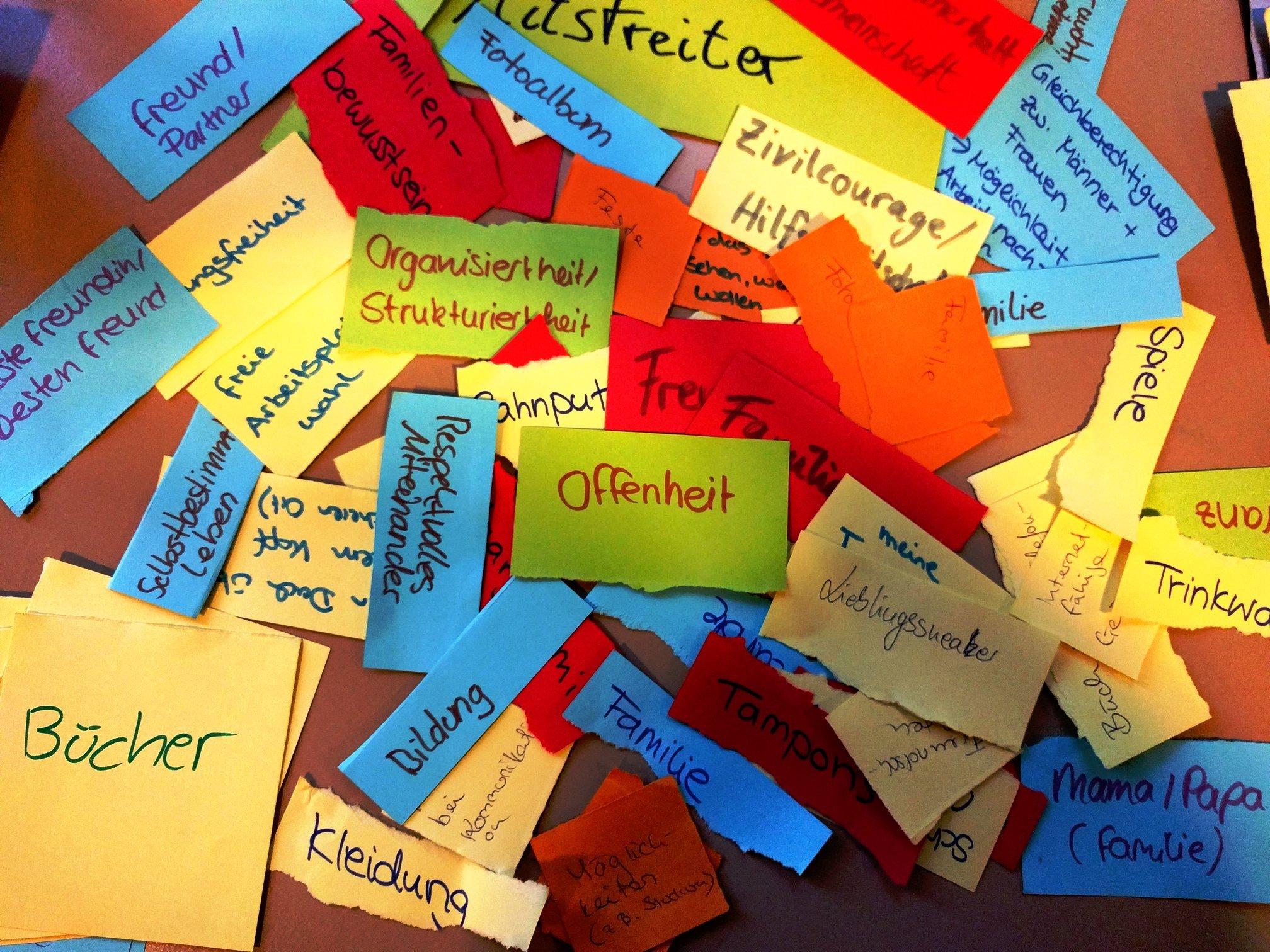 Wichtig im Seminaraufbau: Diversity in der Gestaltung der Gruppensituation