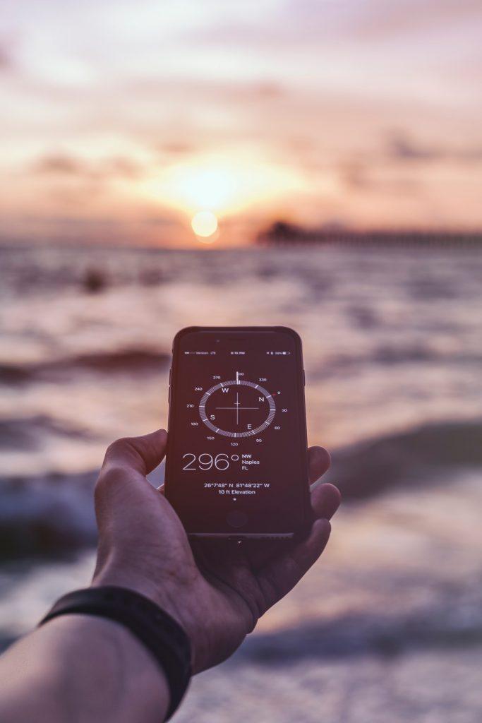 Gute Führung zeigt uns den Weg - wo wie ein Kompass