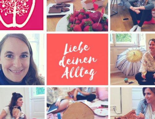 Liebe deinen Alltag – Picknick für Kleinunternehmerinnen